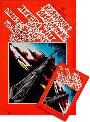 Creedence Clearwater Revival Poster/Handbill Bundle