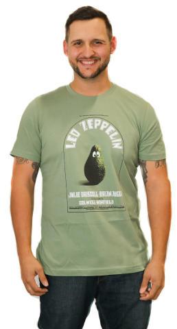 Led Zeppelin Men's Vintage Tour T-Shirt