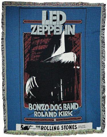 Led Zeppelin Blanket