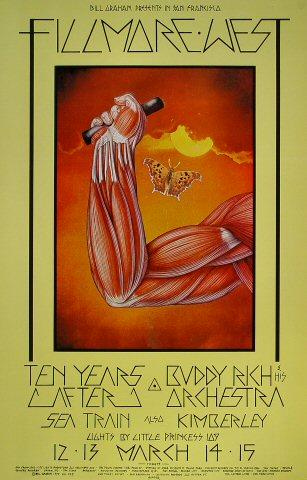 Ten Years After Poster