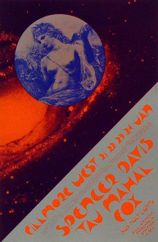 Spencer Davis Handbill