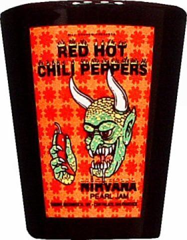 Red Hot Chili Peppers Shotglass