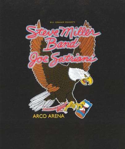 Steve Miller Band Pellon