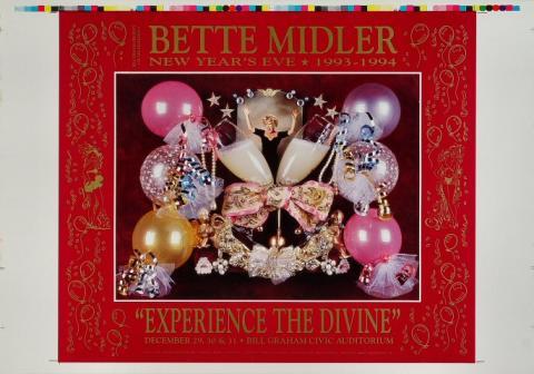 Bette Midler Proof