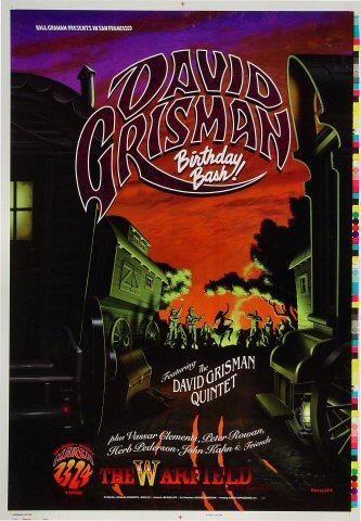 David Grisman Quintet Proof