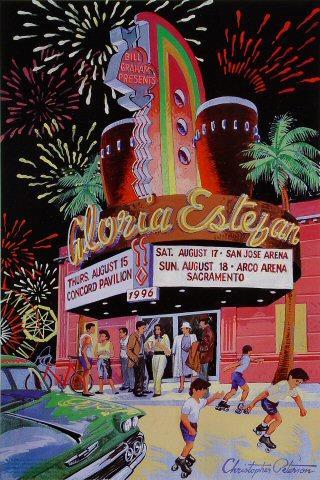 Gloria Estefan Poster