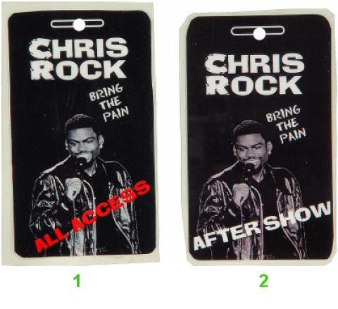 Chris Rock Laminate