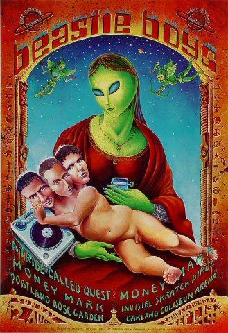 Beastie Boys Poster