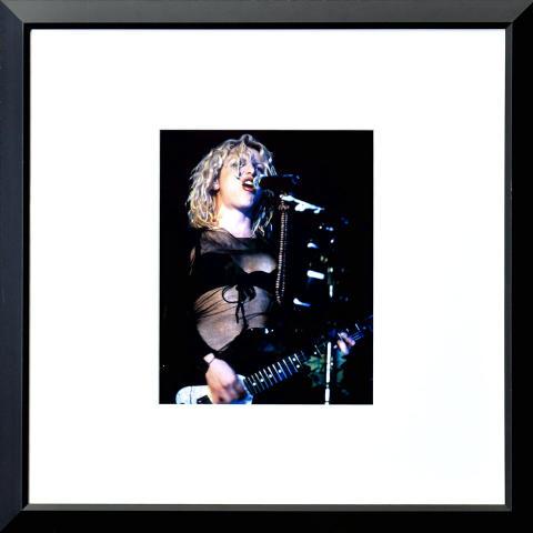 Courtney Love Framed Fine Art Print