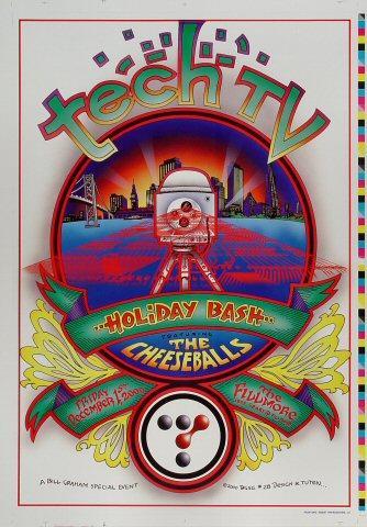Tech TV Holiday Bash Proof