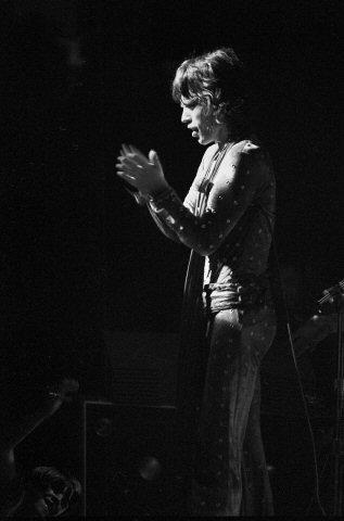 Mick Jagger Fine Art Print