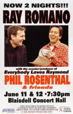 Ray Romano Poster