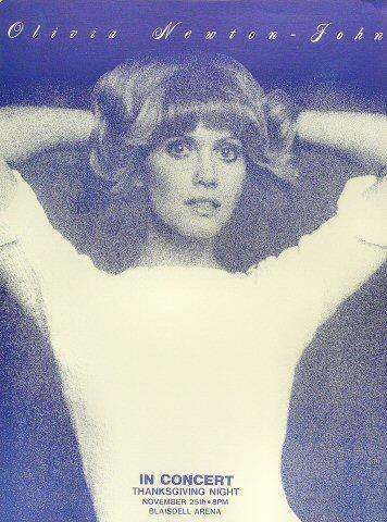 Olivia Newton-John Poster