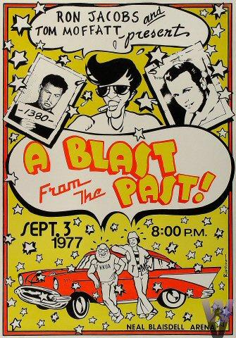 A Blast From the Past Poster