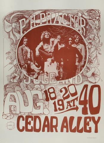 PH Phactor Jug Band Poster