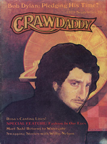 Crawdaddy Magazine September 1973