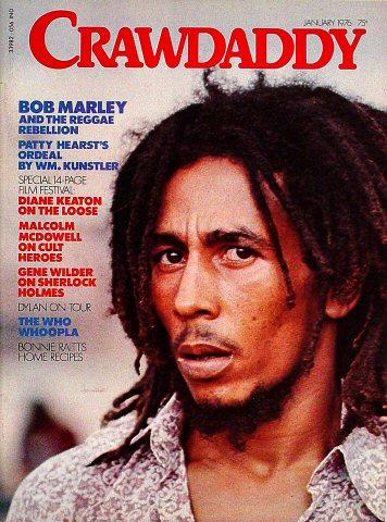 Crawdaddy Magazine January 1976
