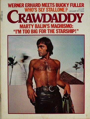 Crawdaddy Magazine January 1977