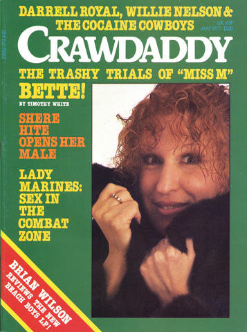 Crawdaddy Magazine May 1977