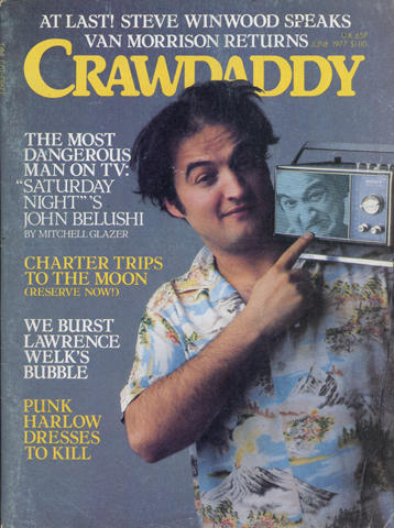 Crawdaddy Magazine June 1977
