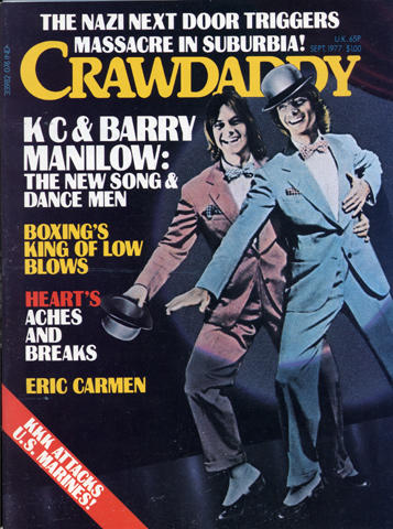 Crawdaddy Magazine September 1977