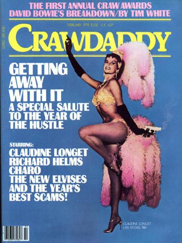 Crawdaddy Magazine February 1978