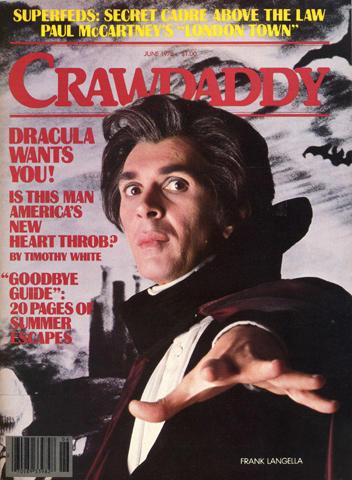 Crawdaddy Magazine June 1978