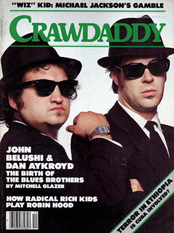 Crawdaddy Magazine December 1978