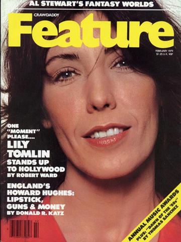 Crawdaddy Magazine Feature February 1979