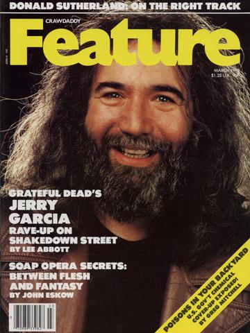 Crawdaddy Magazine Feature March 1979