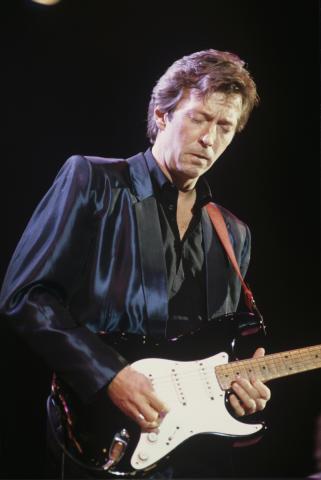 Eric Clapton Fine Art Print
