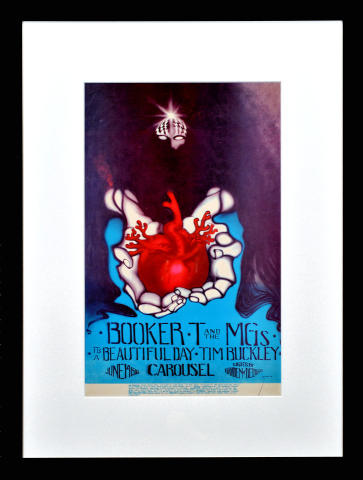 Booker T. & the MG's Framed Poster