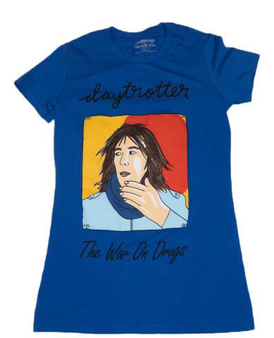 The War On Drugs Women's Vintage Tour T-Shirt