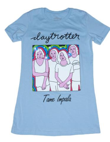 Tame Impala Women's Vintage Tour T-Shirt