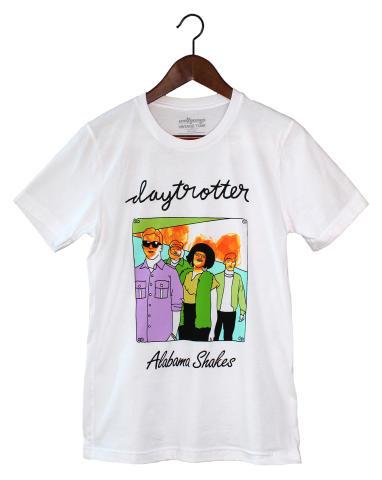 Alabama Shakes Men's Vintage Tour T-Shirt