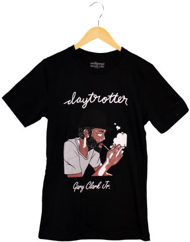 Gary Clark Jr. Men's Vintage Tour T-Shirt
