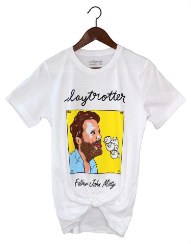 Father John Misty Women's Vintage Tour T-Shirt