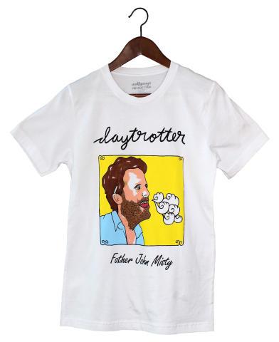 Father John Misty Men's Vintage Tour T-Shirt