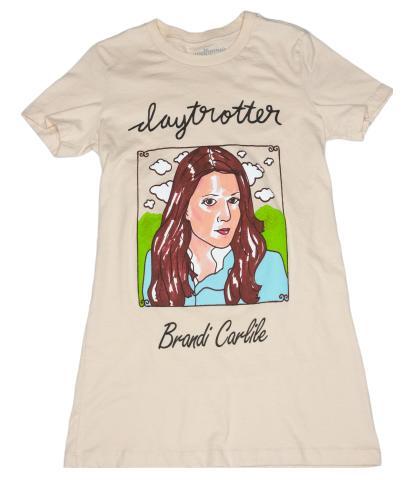 Brandi Carlile Women's Vintage Tour T-Shirt
