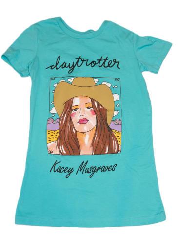 Kacey Musgraves Women's Vintage Tour T-Shirt