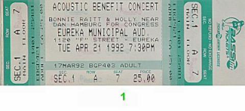 Acoustic Benefit Concert: Dan Hamburg for Congress Vintage Ticket