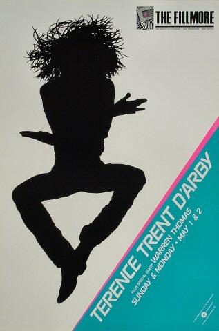 Terence Trent D'Arby Poster