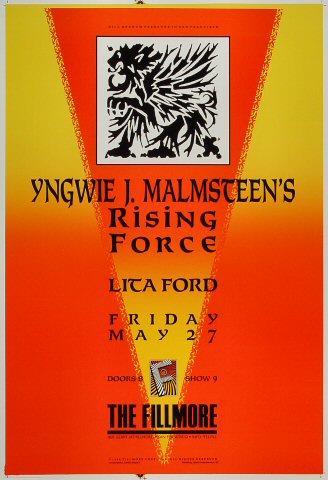 Yngwie J. Malmsteen's Rising Force Proof
