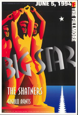 Big Star Poster