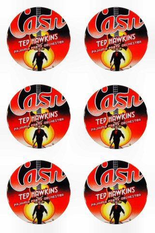 Johnny Cash Magnet