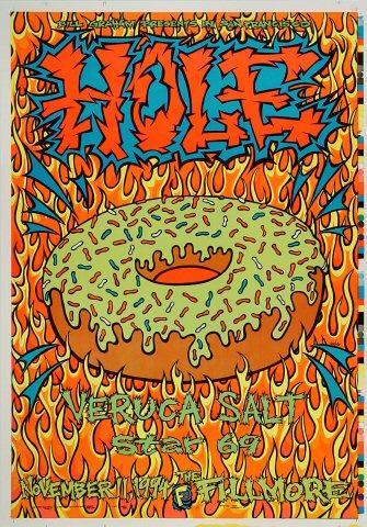 Hole Proof