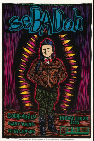 Sebadoh Poster