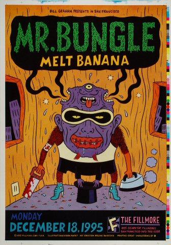 Mr. Bungle Proof