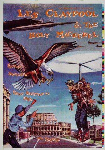 Les Claypool & The Holy Mackerel Proof