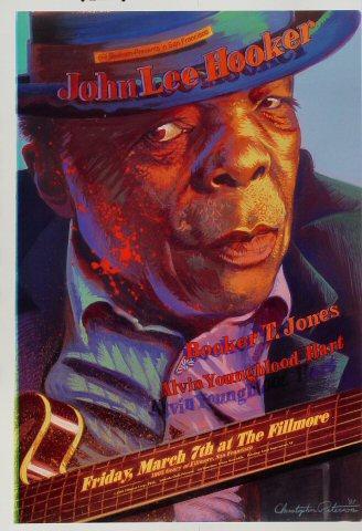 John Lee Hooker Proof